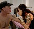Lady Tattoo Artist