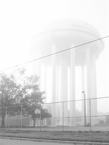 water tower 2 - small