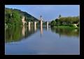 Le pont Valentré de Cahors, France