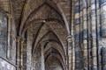 Holyrood Abbey at Holyrood Castle-  Edinburgh, Scotland