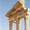 Trajan Temple columns