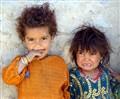 Two Afghan sister