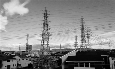 Powerlines Osaka