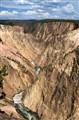 Yellowstone River Canyon Yellowstone NP