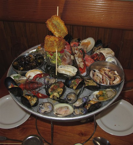Seafood Feast Montreal