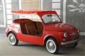 Old Fiat at Lago Maggiore - Italy