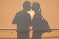 Lovers' shadow