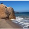 Watching the Tide, Malibu, California