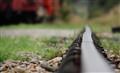 Old tracks.