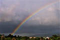 Rainbow from The Borneo