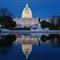 DC Capitol dusk