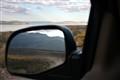 A Mountain Rises from Mono Lake