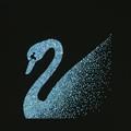 Swarovsky swan