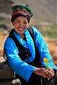 Himalayan smile