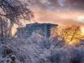 Christmas Day Sun rise.
