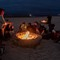 Camping Bonfire-2864