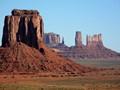 Monument Valley Navajo Tribal Park , Arizona
