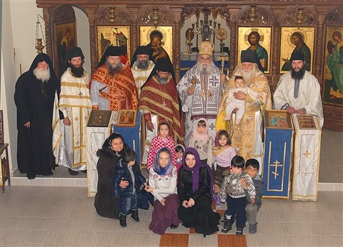 genuine christian orthodox clergy
