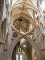 Wells Cathedral, Well, UK The Scissors Arches