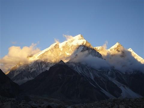 Bhagirati Peaks