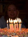 Sprinkles, Candles and Smile