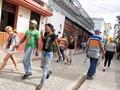 Obispo Street in Havana (PA303655)