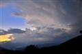 storm is near
