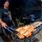 Pork Belly & Fresh Fish Grill