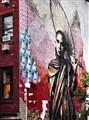 NYC Chinatown Mural