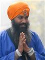 Friendly Sikh Man