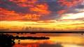 Laguna Bacalar Sunrise