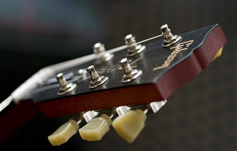 Gibson Les Paul Studio Headstock