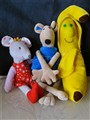 Banana and Friends