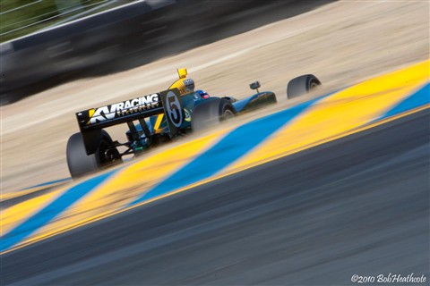 2010 Indy Grand Prix of Sonoma Infineon Raceway Sears Point Frid