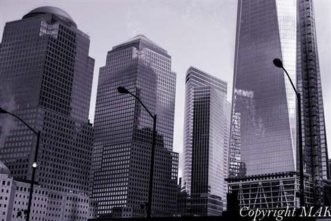 WTC W STREETLIGHTS