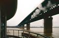 Crossing the Yangtze, Hubei Province, 1980