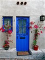 Pretty Blue Door