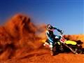 moto in mud