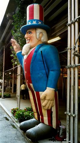 Uncle Sam's a Union Man