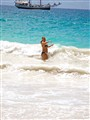 True Blue Amazing Seychelles ............ fun frolic