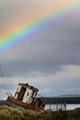 Beneath the rainbow
