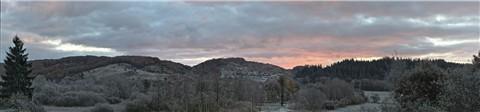 October Sunrise