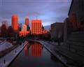 Indy-Skyline-Sunset