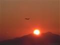 sunrise airplane
