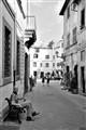 Siesta in Bolsena (Italy)