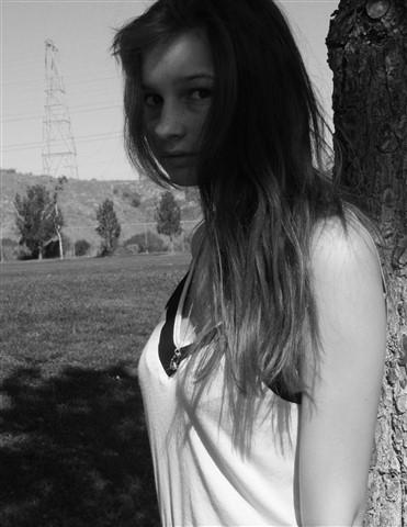 Portrait of Janessa