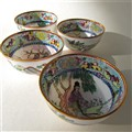 Antique Chinese Bowls