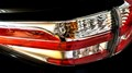 tail light abstract