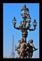 Sur le Pont Alexandre III