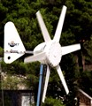small marine wind turbines
